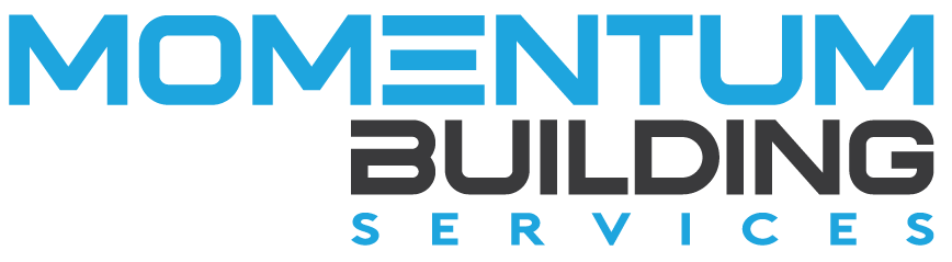 Get the help you need from Momentum Building Services.