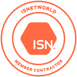 We use ISNetworld to do our job right.
