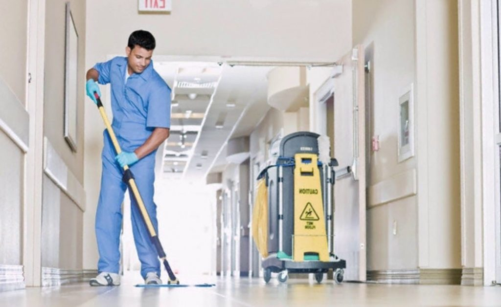 Our commercial cleaning services are second to none! Get in touch with us to get started.